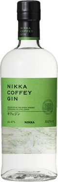 Gin Japon Nikka Coffey Gin Of 47% 70cl
