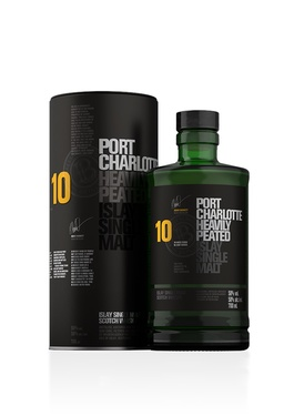 Whisky Ecosse Islay Single Malt Port Charlotte 10ans 50% 70cl