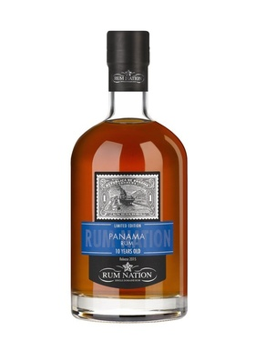 Rhum Panama Nation 10 Ans 40% 70cl