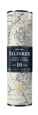 Whisky Ecosse Highlands Single Malt Talisker 10 Ans 45.8% 70cl Etui