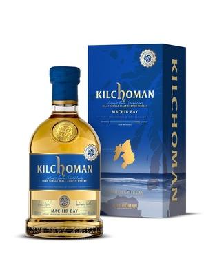 Whisky Ecosse Islay Sgm Kilchoman Machir Bay Collab. Vatting Exclu. I.c 46% 70cl
