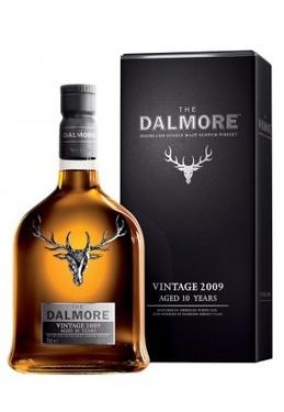 Whisky Ecosse Highlands Single Malt Dalmore 2009 Vintage Sherry 42,5% 70cl