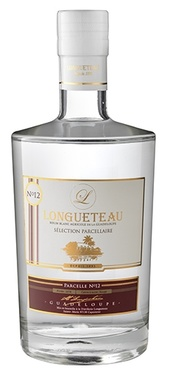 Rhum Blanc Agricole Guadeloupe Longueteau Parcellaire N 12 55% 70cl