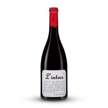 Vin De France Cabernet Franc L'intrus Les Paiens 2019
