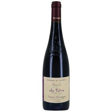 Saumur Champigny Vieilles Vignes Domaine Du Val Brun Folies 2019
