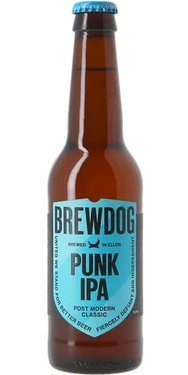 Ecosse Brewdog Punk Ipa 0.33 5,4%