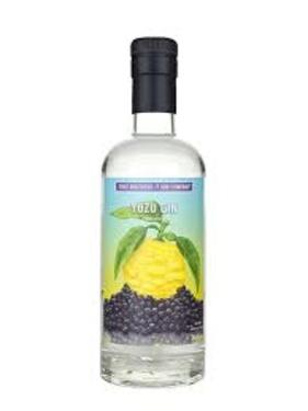 Gin Yuzu Anglais  46% 70cl