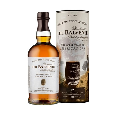 Whisky Ecosse Speyside Balvenie Single Barrel First Fill 12ans 47.8% 70cl
