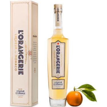 Liqueur D'orange Amer Distillerie De Monaco 50cl 30%