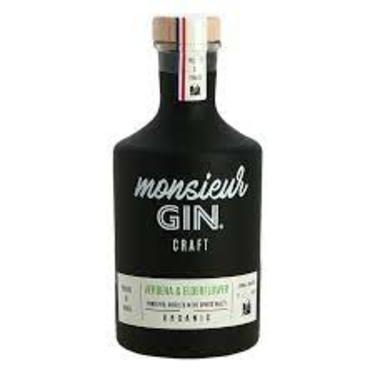 Monsieur Gin Bio 40% 7cl
