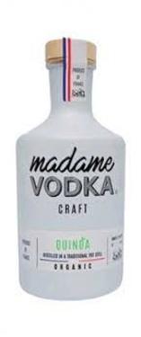 Madame Vodka Quinoa Bio 40% 70cl