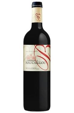 Le B De Maucaillou Bordeaux Superieur 2015